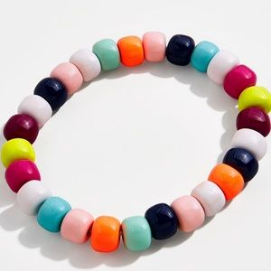 NWT Anthro BaubleBar Multi-Color Bracelet